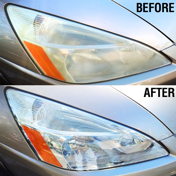 Battle the Darkness with Headlight Restoration