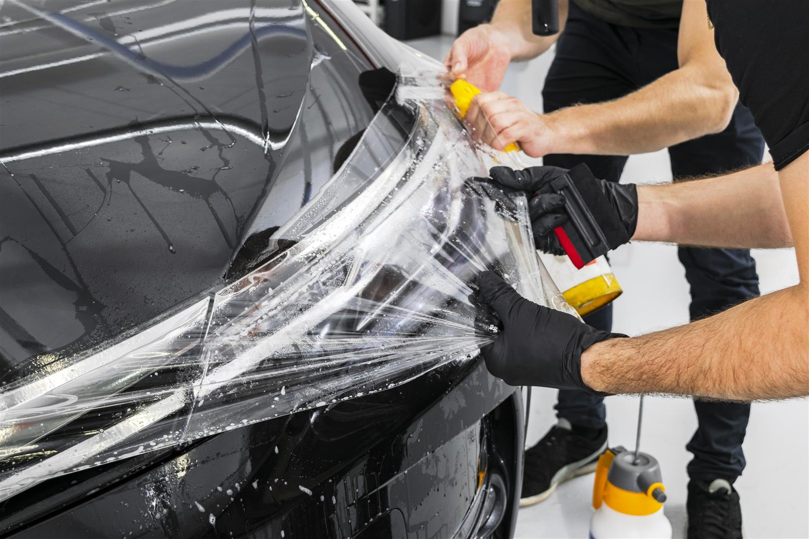 Why a Paint Protection Vehicle Wrap May Be Just What Your Car Needs