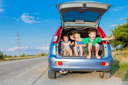 Tips and Tools for a Safe and Pleasant Summer Vacation Car Trip