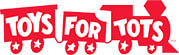 Toys For Tots Logo | Alta Mere- The Automotive Outfitters
